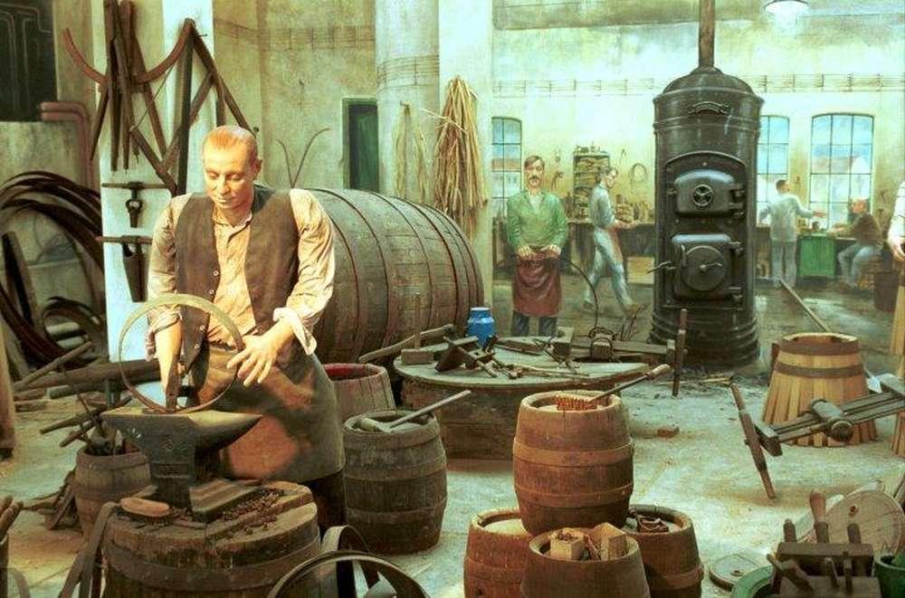 Где в праге монахи варят пиво